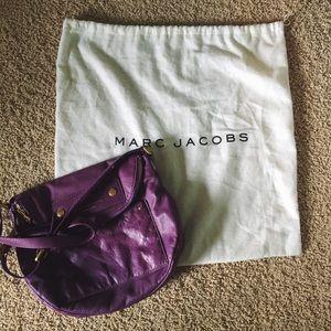 MARC JACOBS- Purple Genuine Leather Cross Body